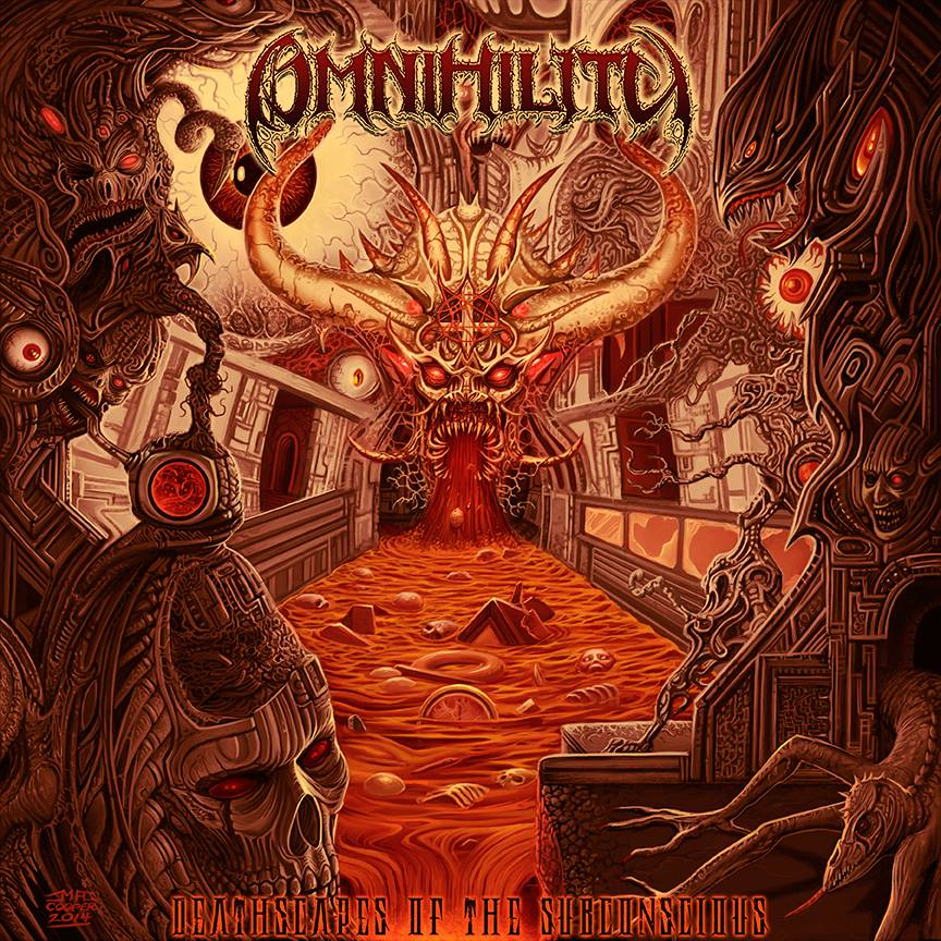 Omnihility – Deathscapes of the Subconscious Review