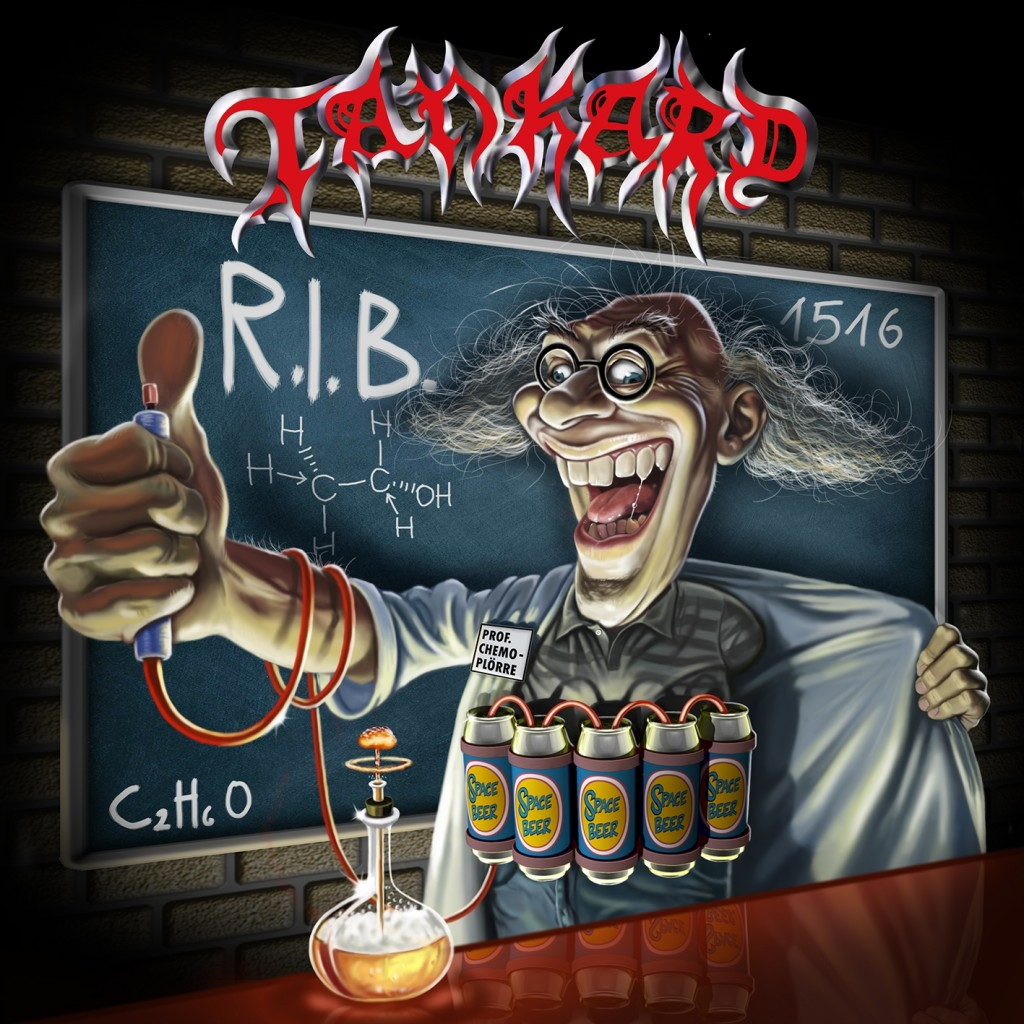 Tankard – R.I.B. Review