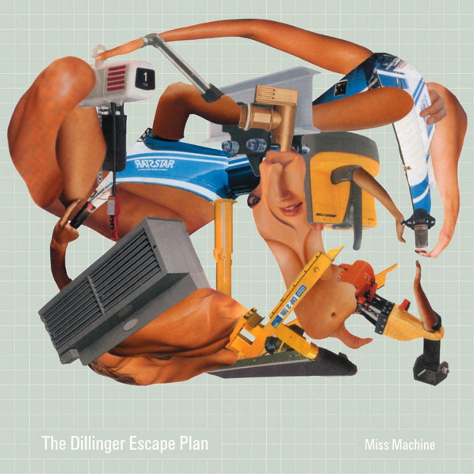 Yer Metal is Olde: The Dillinger Escape Plan – Miss Machine