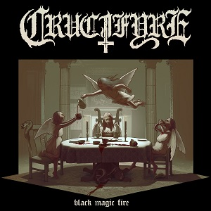 Crucifyre - Black Magic Fire 01