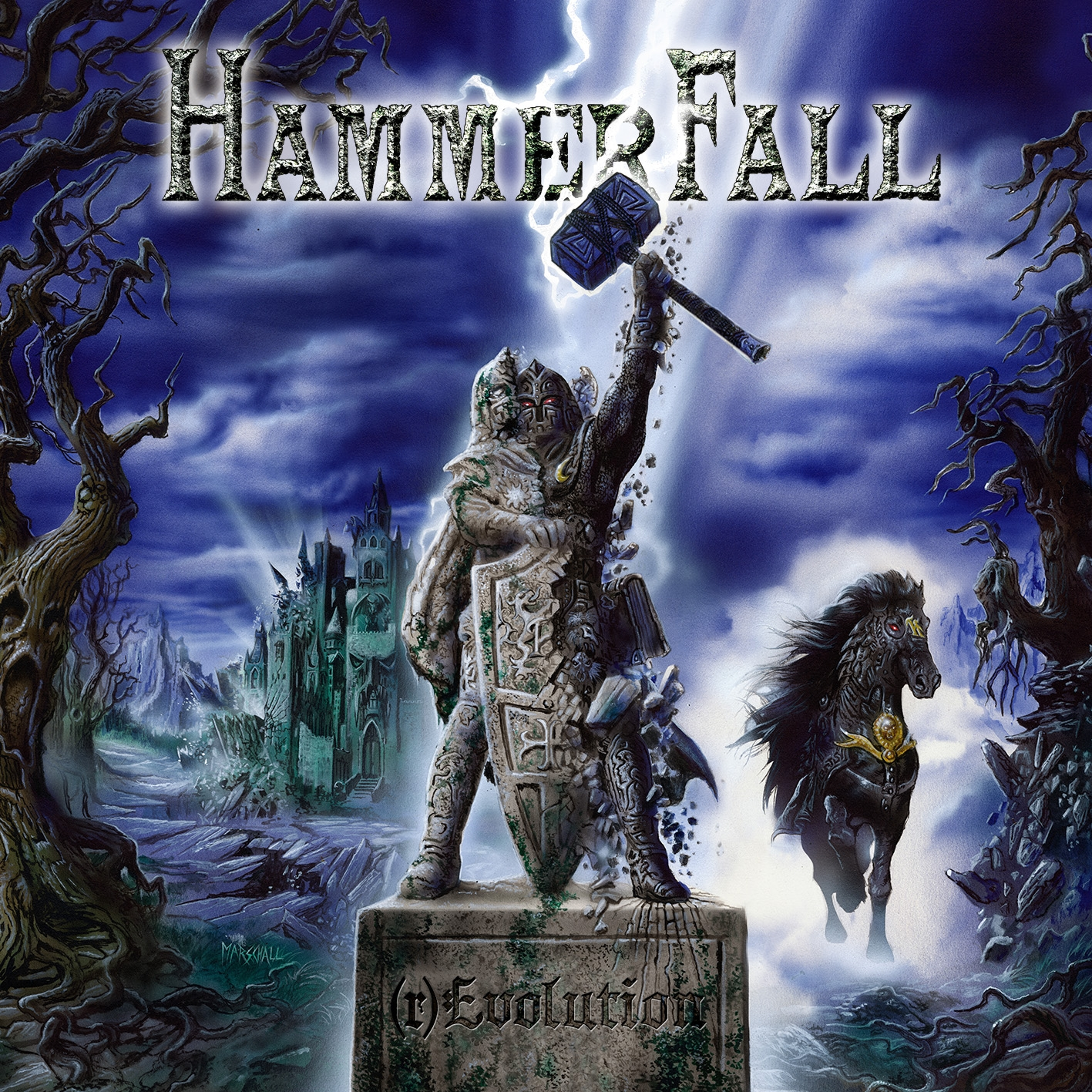 Hammerfall – (r)Evolution Review