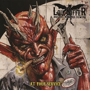 Lou Siffer and the Howling Demons – At Your Service Review