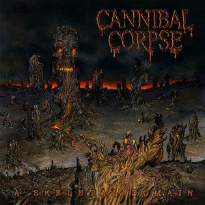 Cannibal Corpse - A Skeletal Domain 01