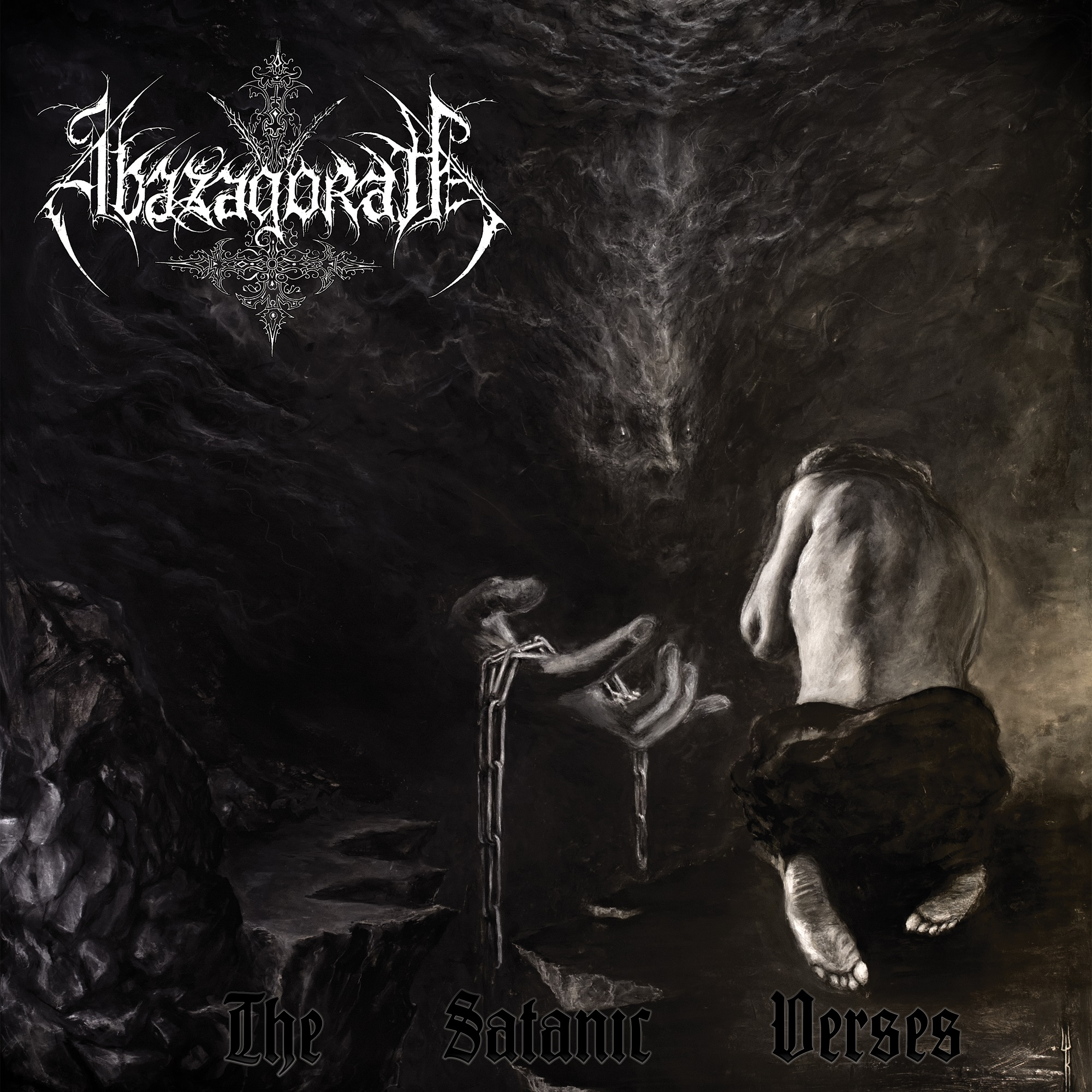 Evil Satan Qoutes: Abazagorath - The Satanic Verses Review