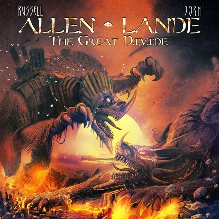 Allen/Lande – The Great Divide Review
