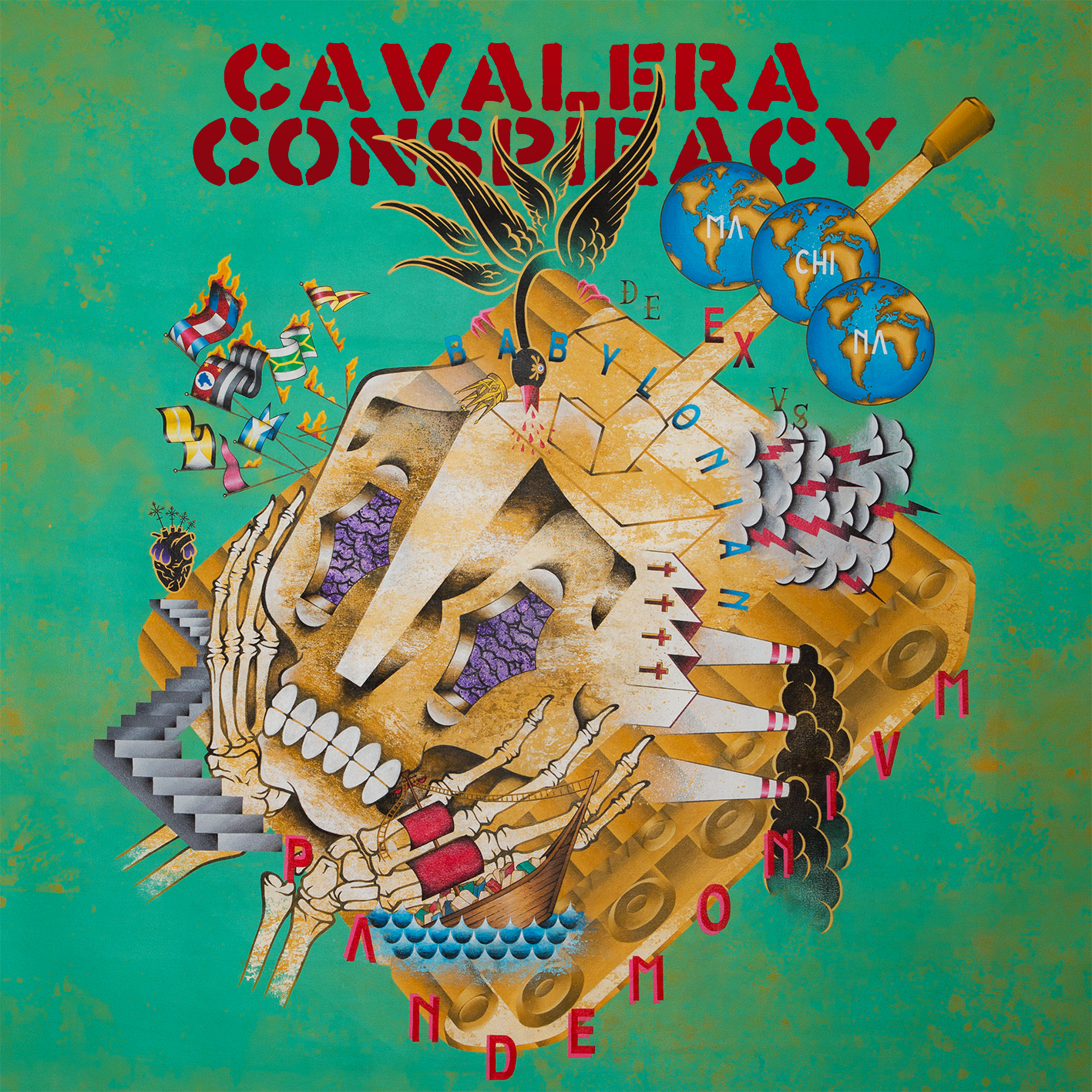 Cavalera Conspiracy – Pandemonium Review