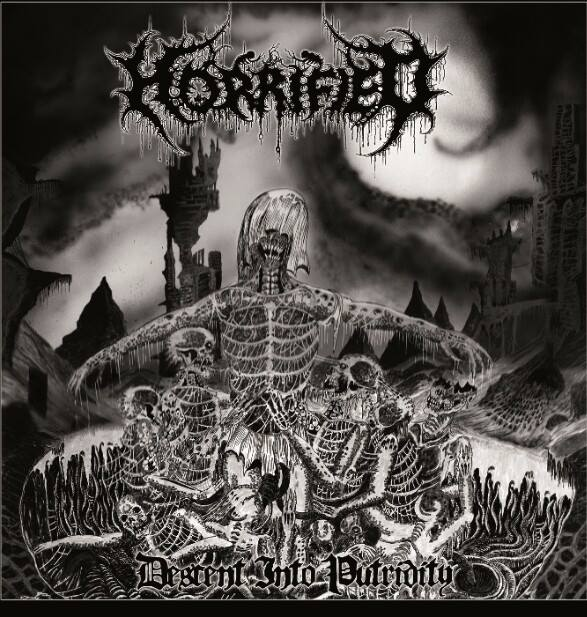 Horrified - Descent Into Putridity 01