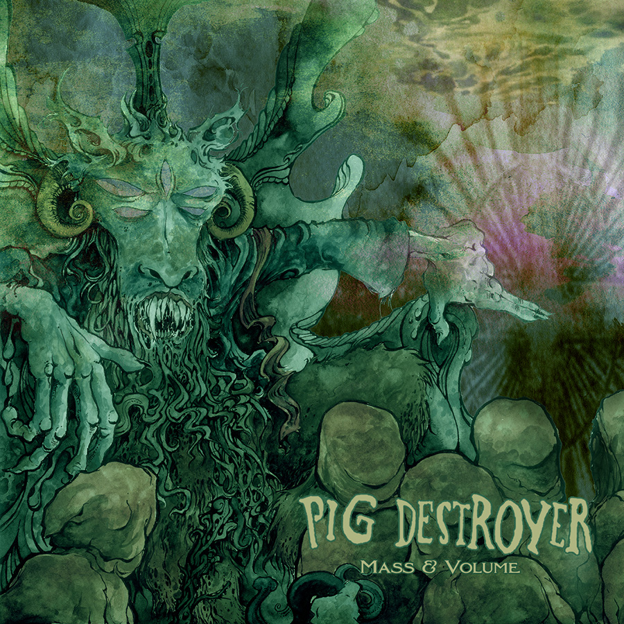 Pig Destroyer – Mass & Volume EP