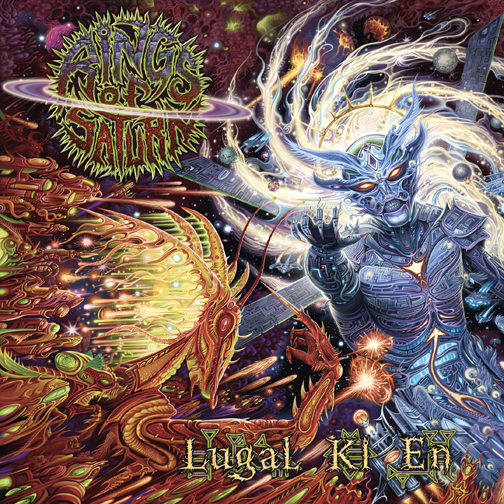 Rings of Saturn – Lugal Ki En Review