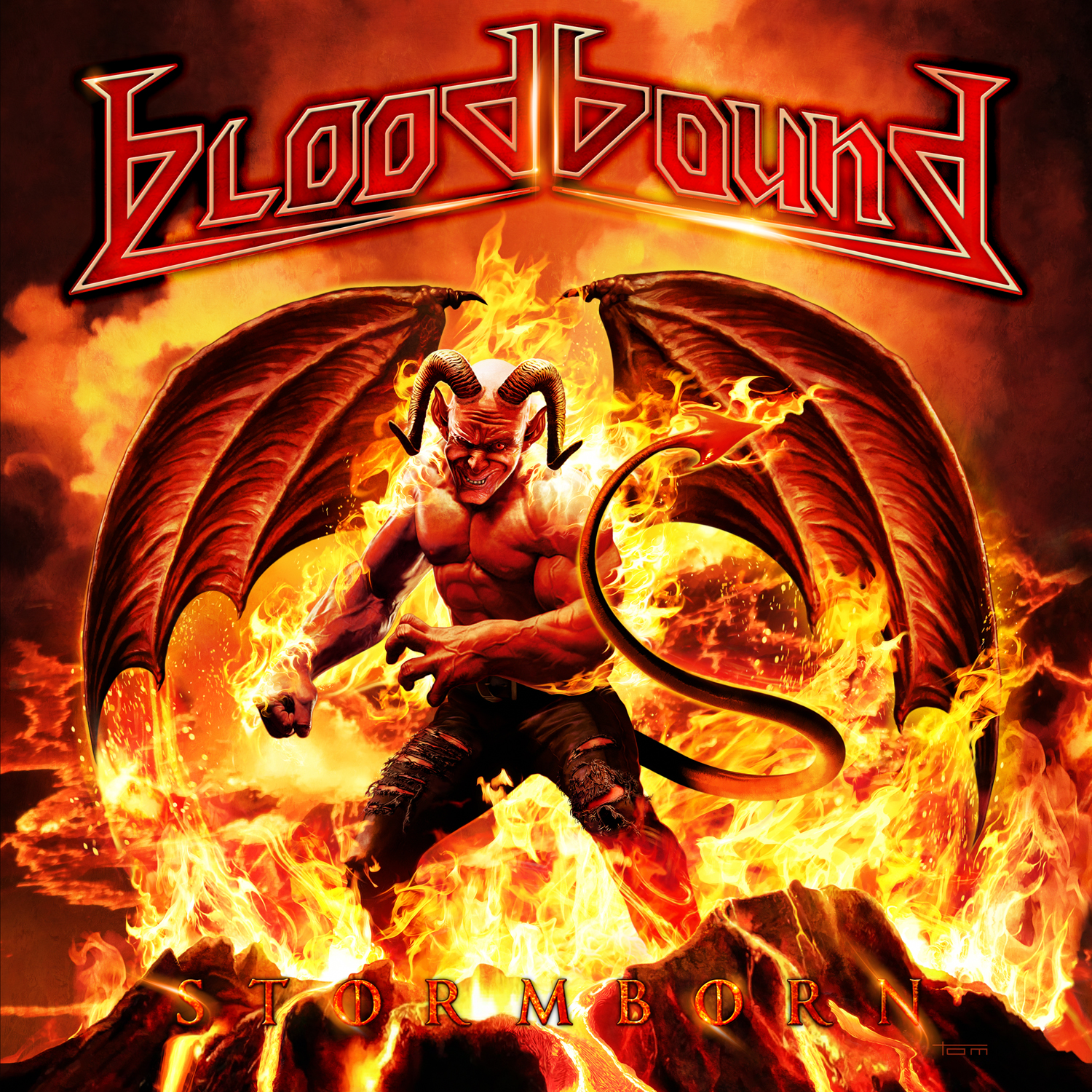 Bloodbound – Stormborn Review