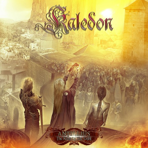 Kaledon_Antillius the King of the Light