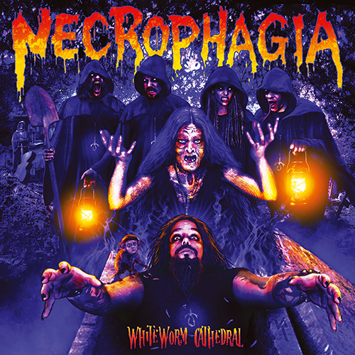 Necrophagia – WhiteWorm Cathedral Review