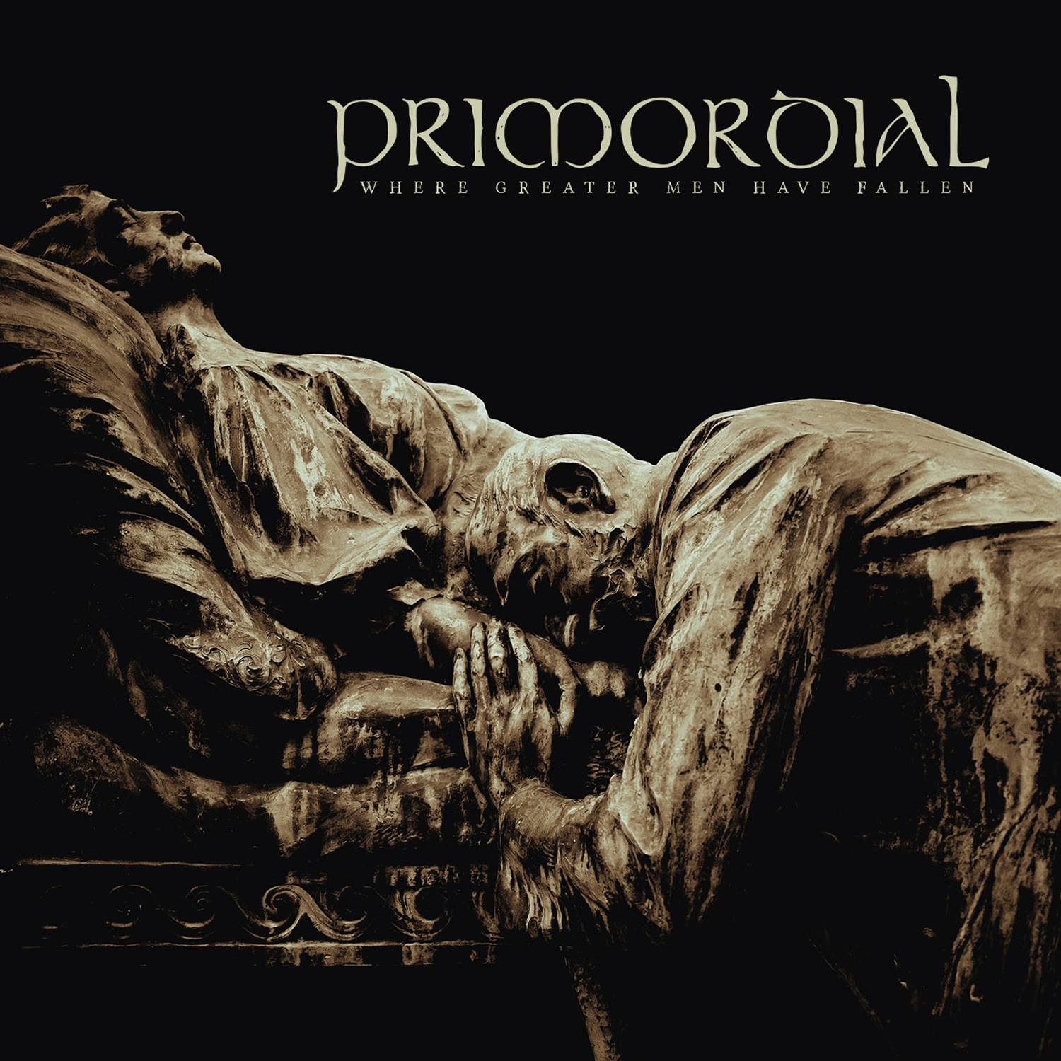 Primordial – Where Greater Men Have Fallen Review