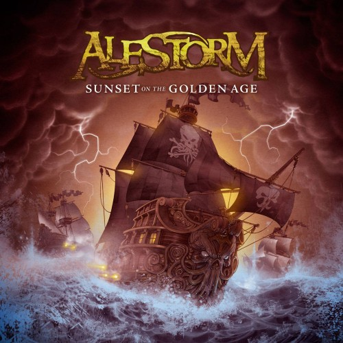 Alestorm - Sunset on the Golden Age 01