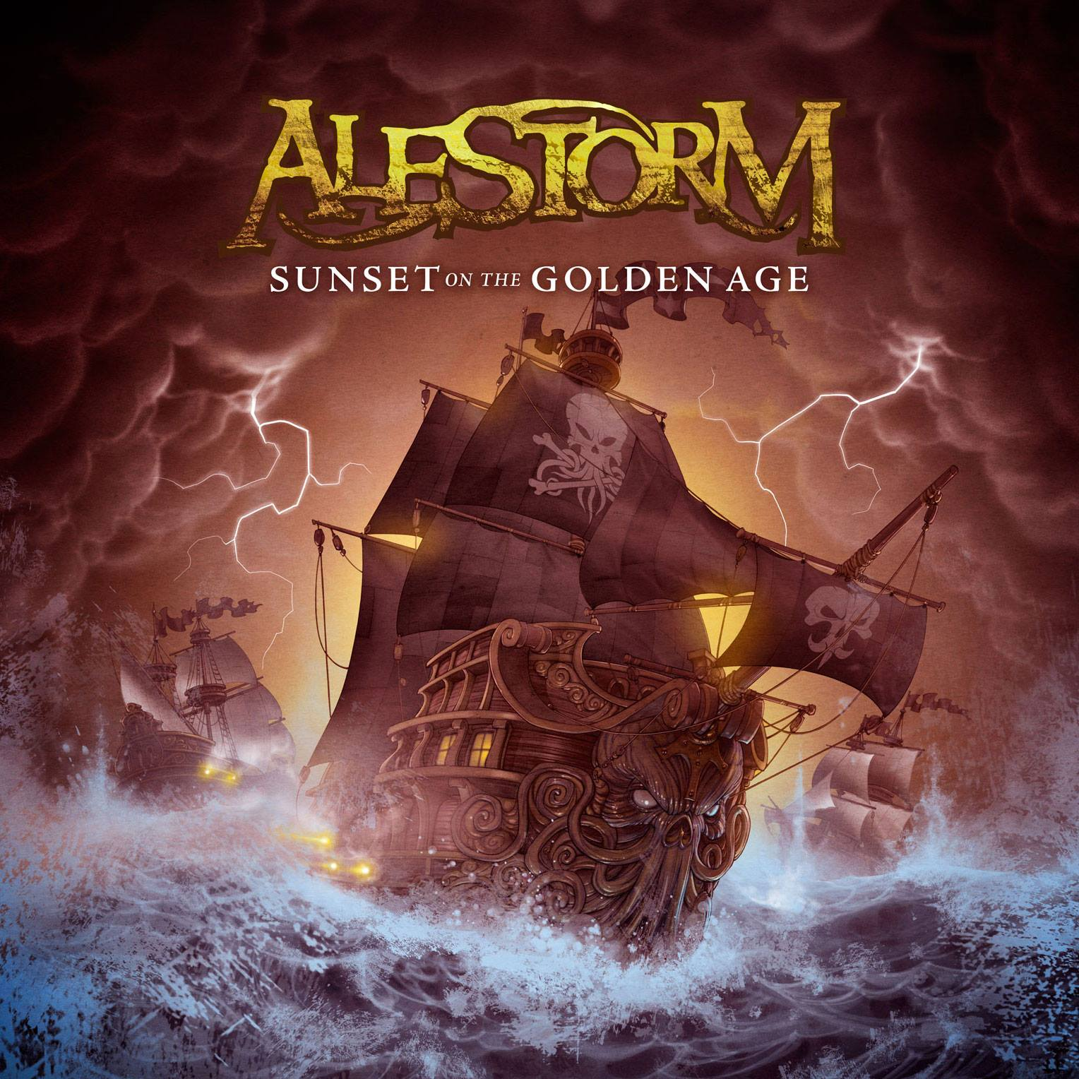 Things You Might Have Missed 2014: Alestorm – Sunset on the Golden Age