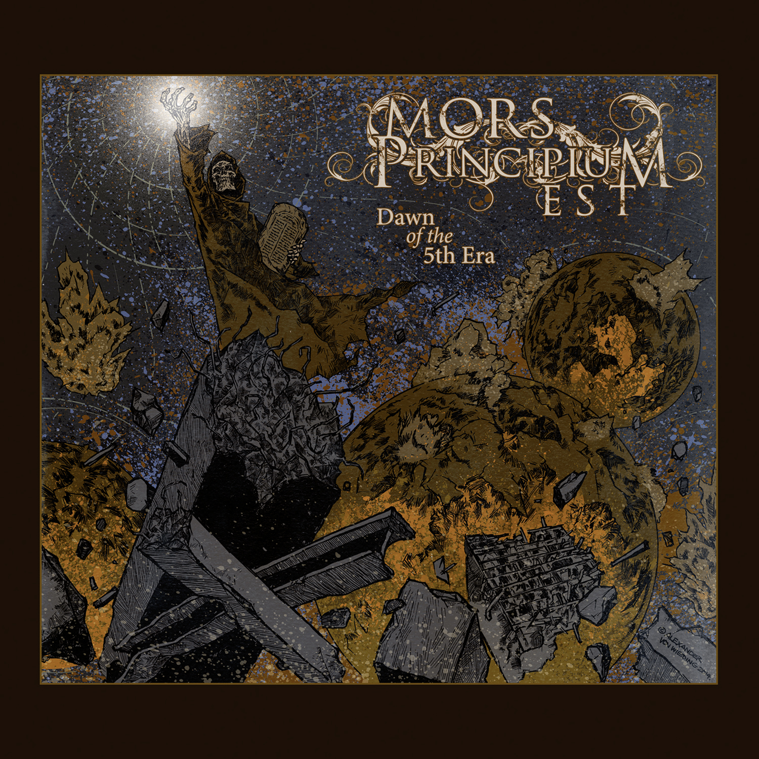 Mors Principium Est – Dawn of the 5th Era Review