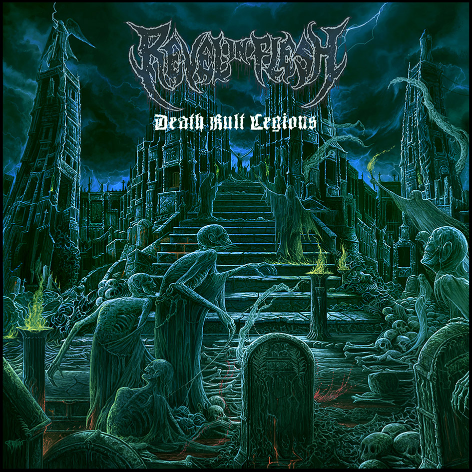 Revel In Flesh – Death Kult Legions Review