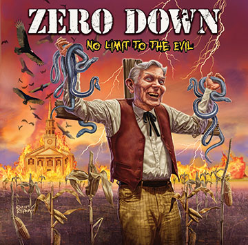 Zero Down – No Limit to the Evil Review