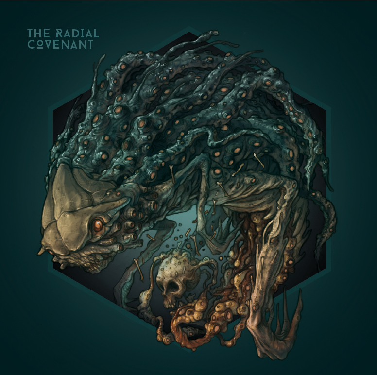 Things You Might Have Missed 2014: Hannes Grossmann – The Radial Covenant