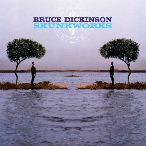 90s Metal Weirdness: Bruce Dickinson – Skunkworks