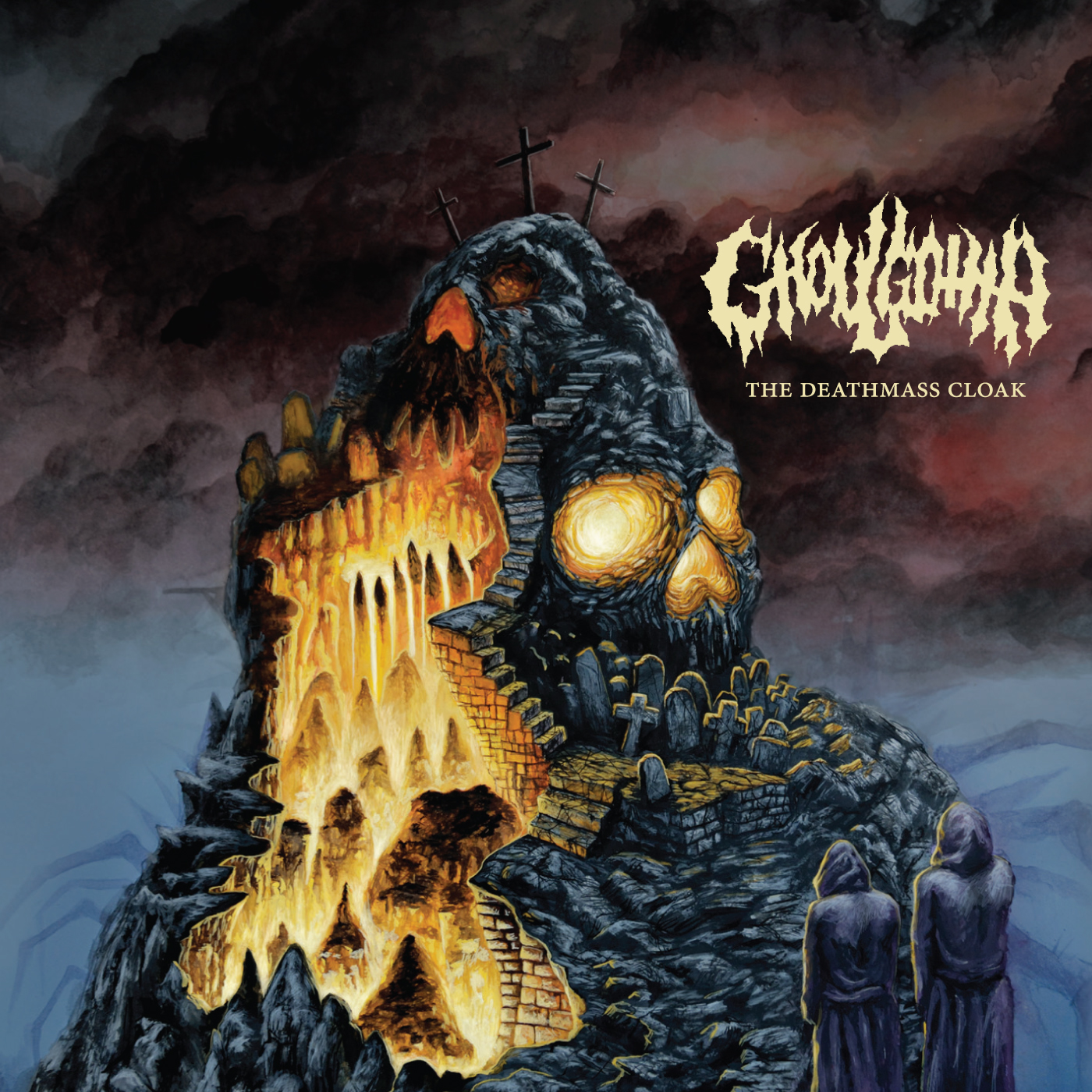 Ghoulgotha – The Deathmass Cloak Review