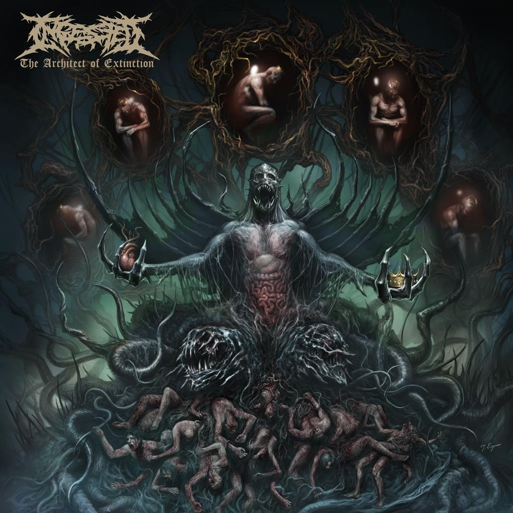 Ingested – The Architect of Extinction Review