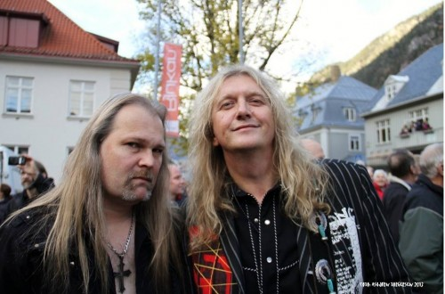 Jorn and Trond