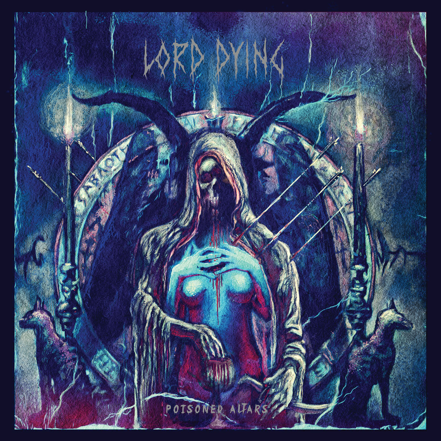 Lord Dying – Poisoned Altars Review