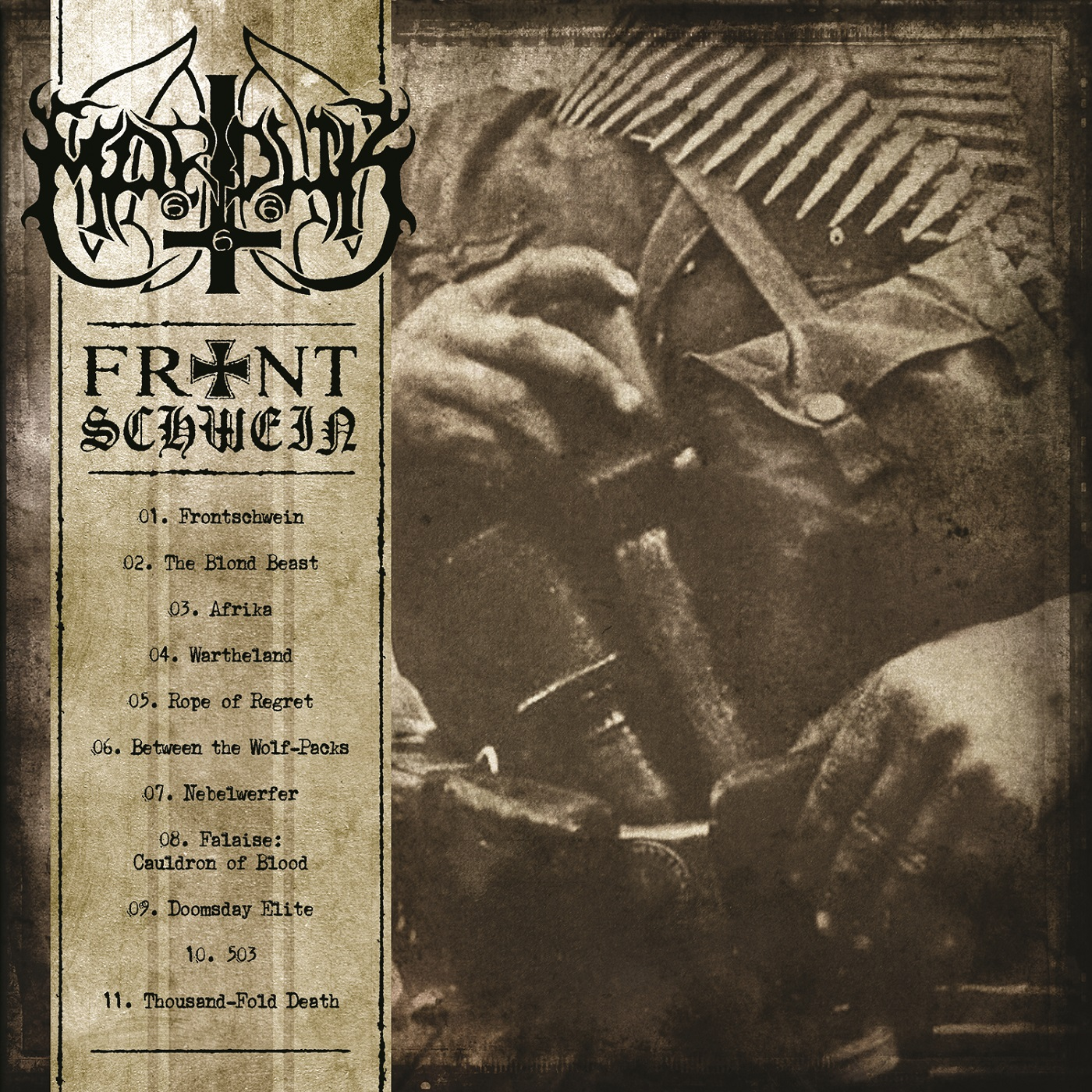 Marduk – Frontschwein Review