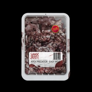 Napalm Death apex predator easy meat 01