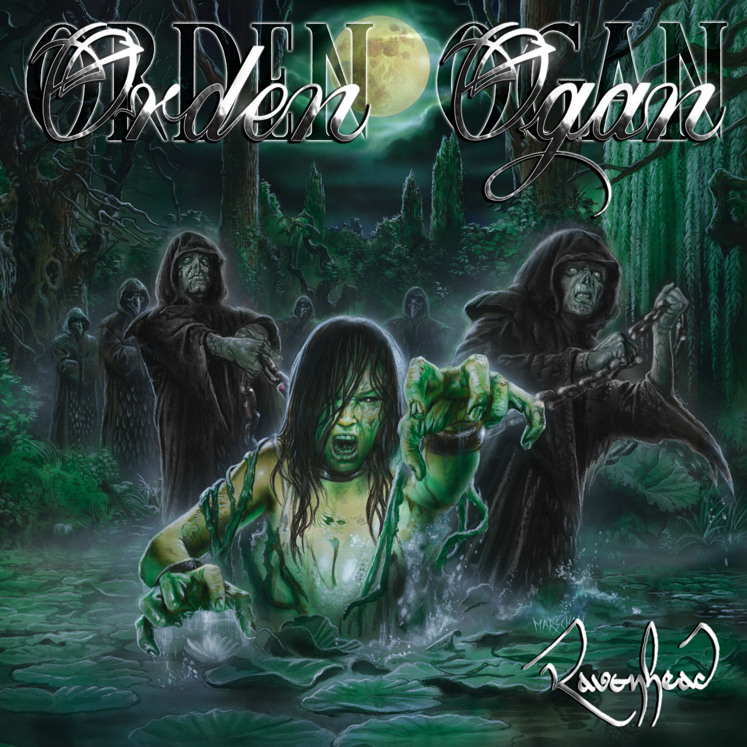 Orden Ogan – Ravenhead Review