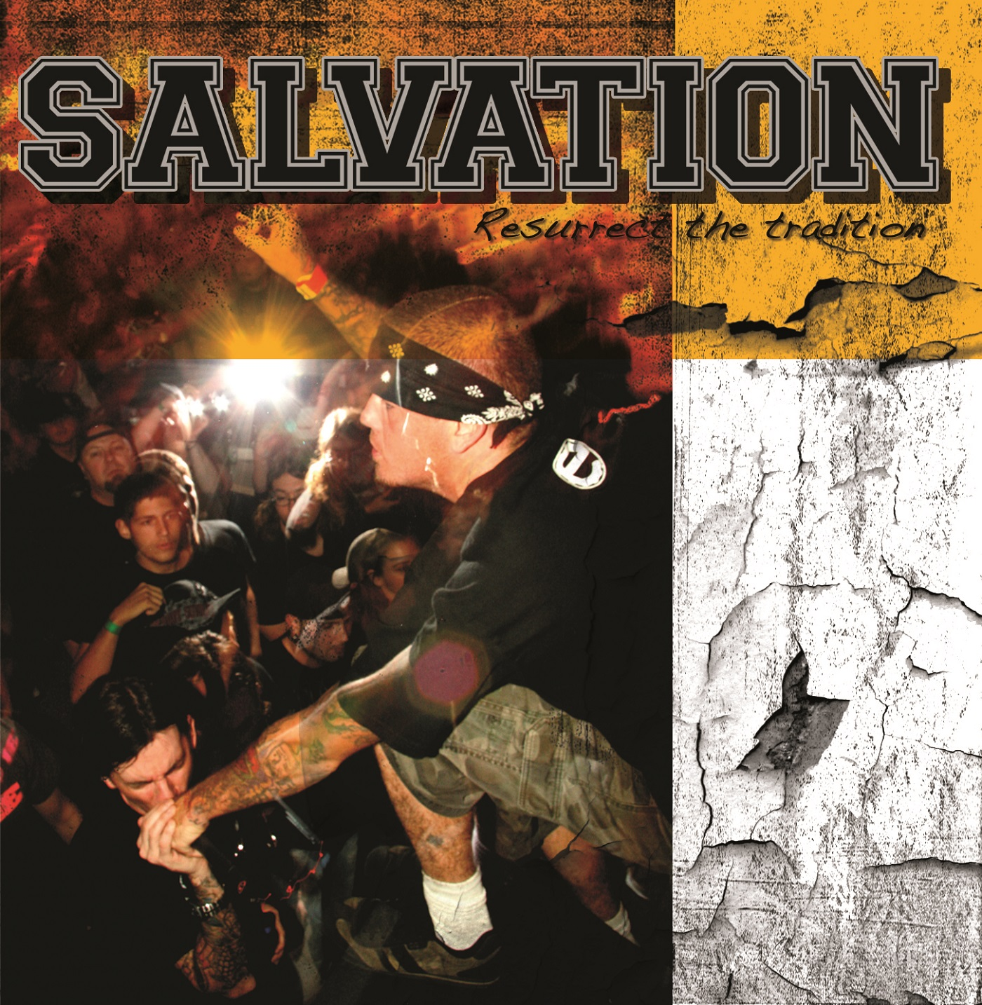Salvation – Resurrect the Tradition Review