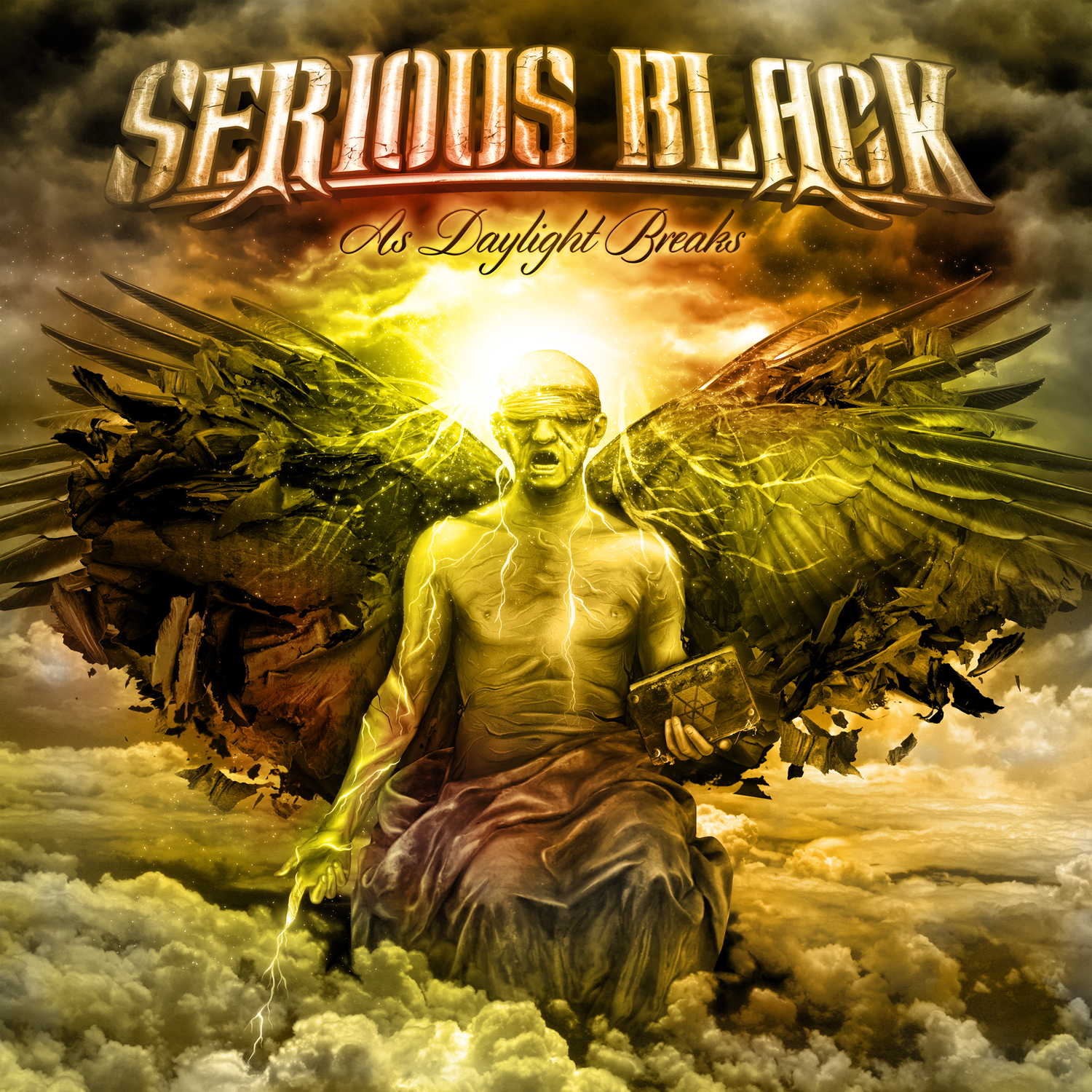 Serious Black – As Daylight Breaks Review