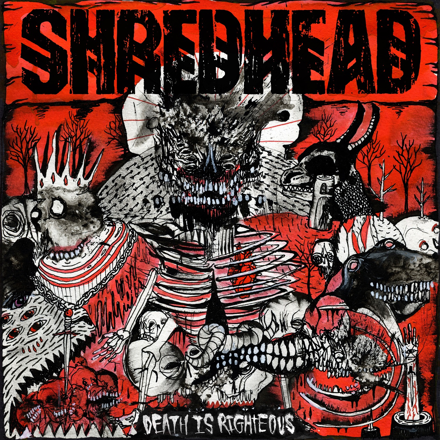 Shredhead – Death is Righteous Review