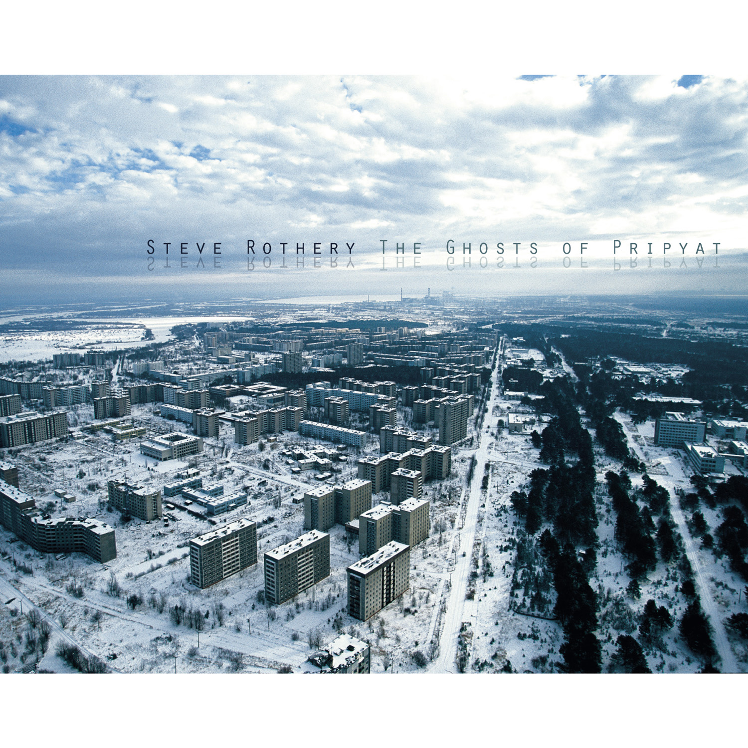 Steve Rothery – The Ghosts of Pripyat Review