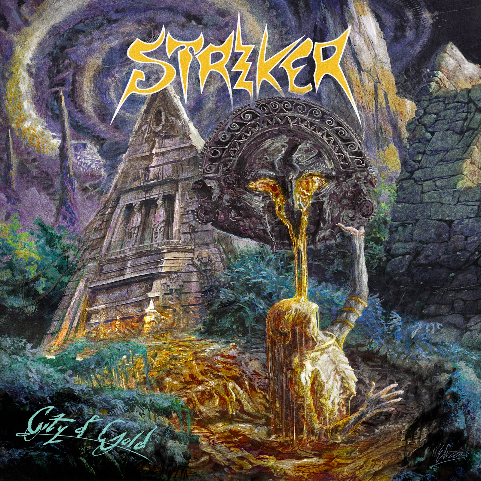 Things You Might Have Missed 2014: Striker – City of Gold