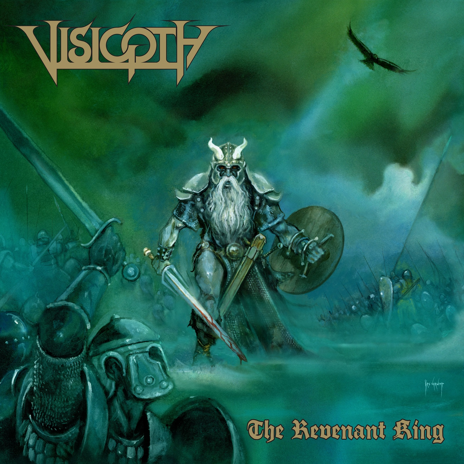 Visigoth – The Revenant King Review