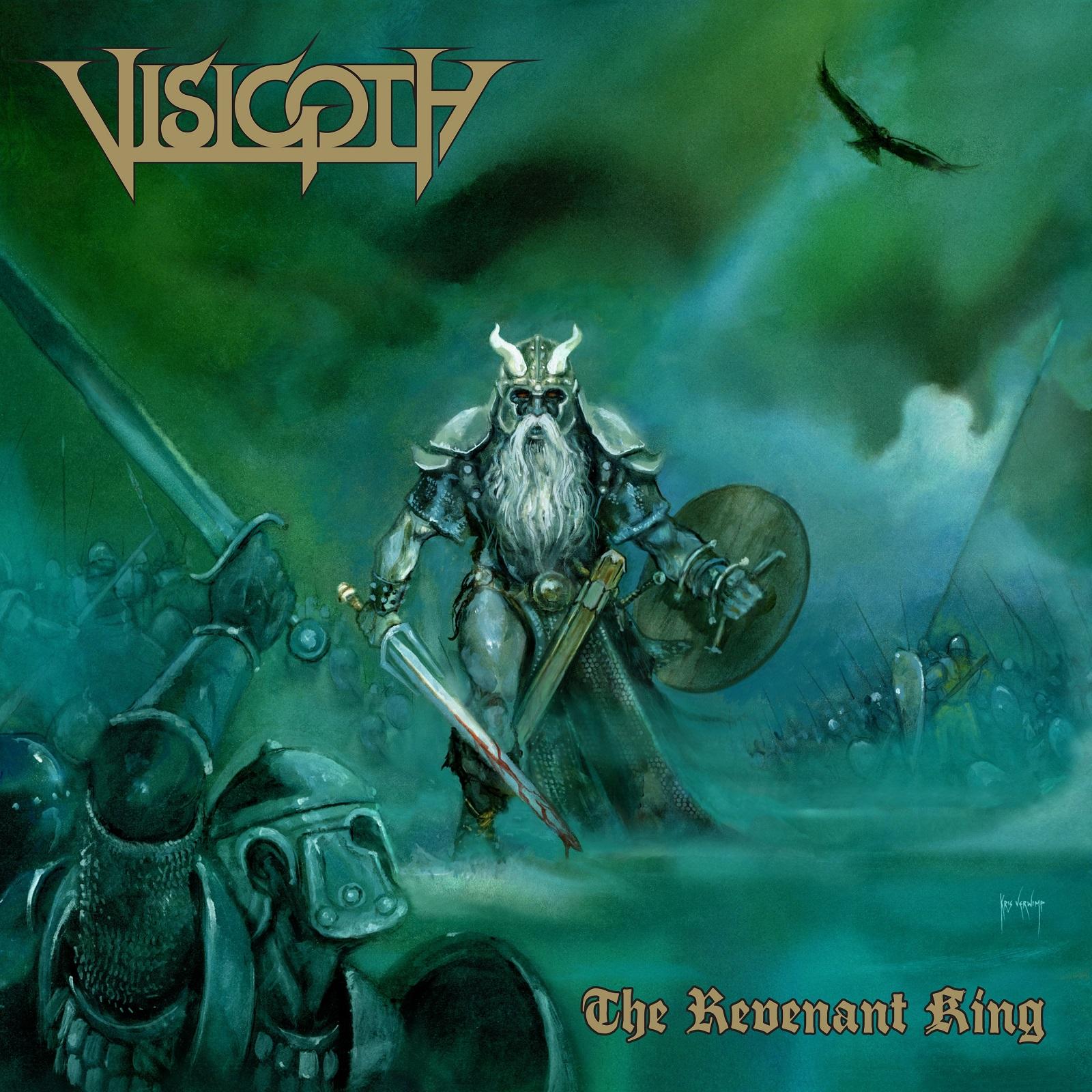 Visigoth – The Revenant King Review
