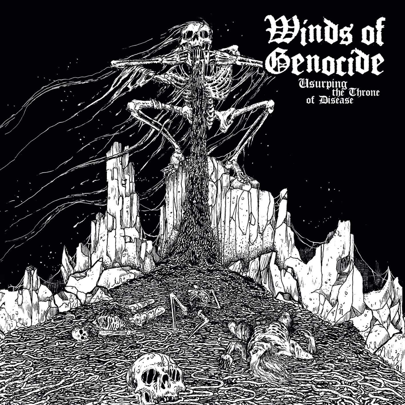 Winds of Genocide – Usurping the Throne of Disease Review