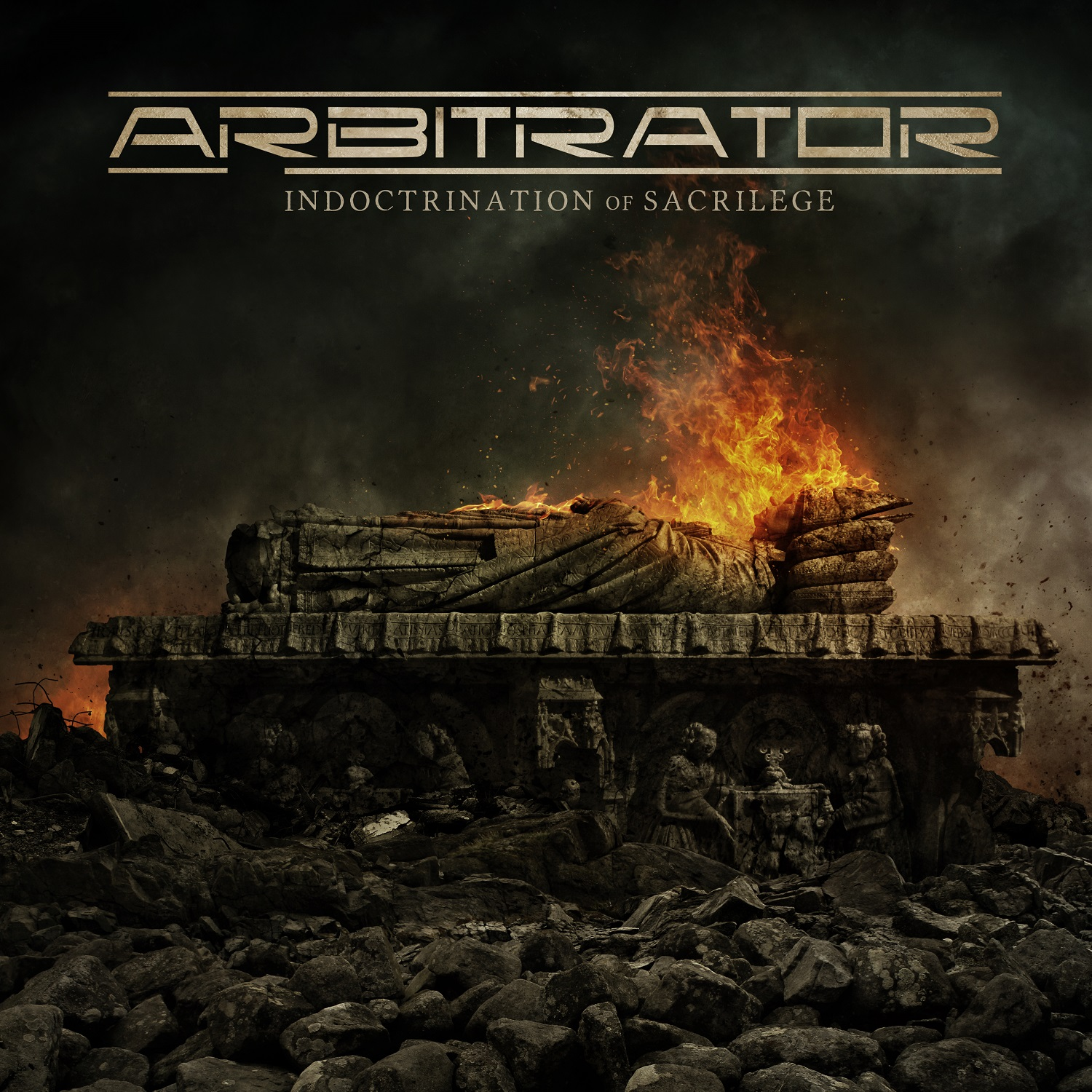 Arbitrator - Indoctrination Of Sacrilege Review