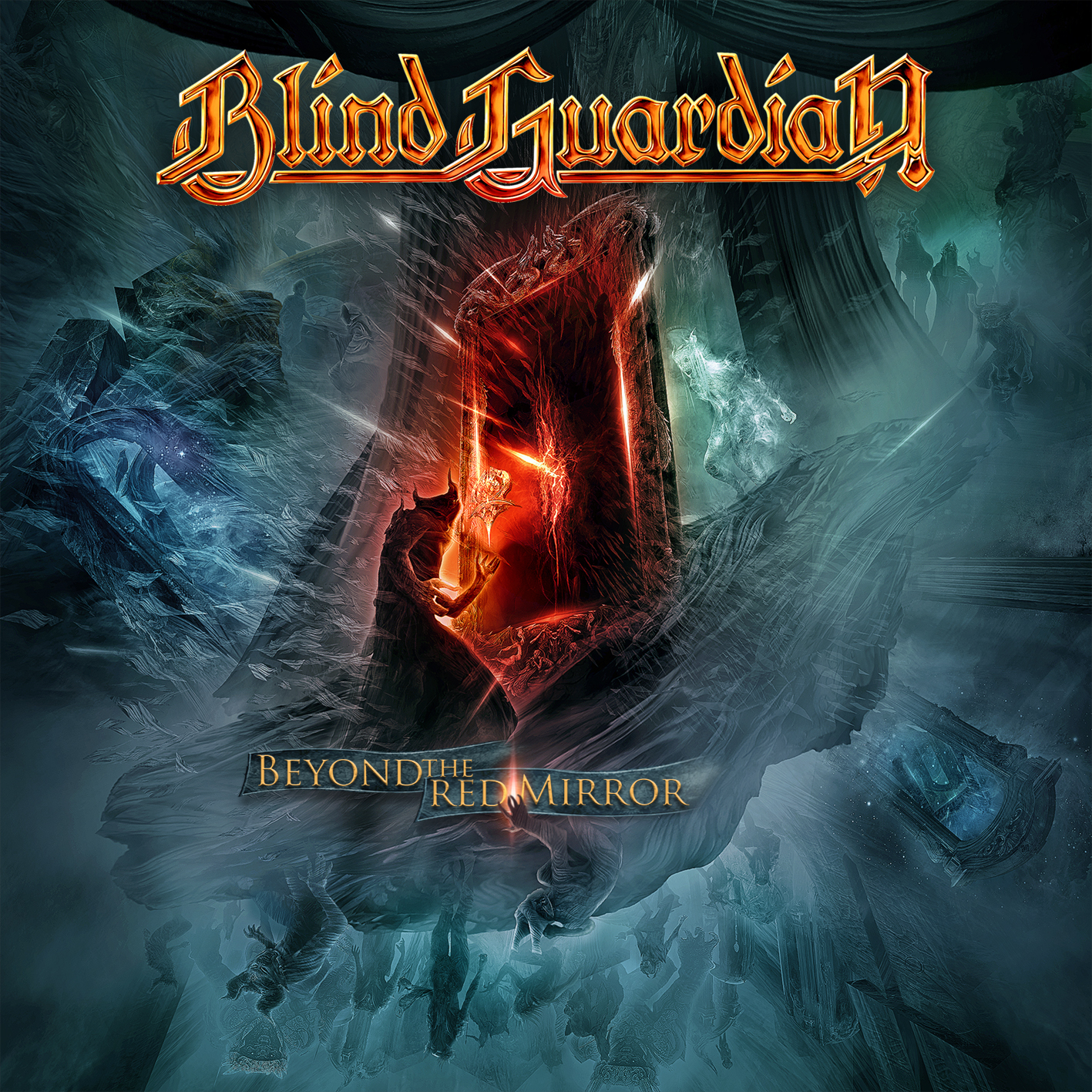 Blind Guardian Beyond The Red Mirror Review Angry