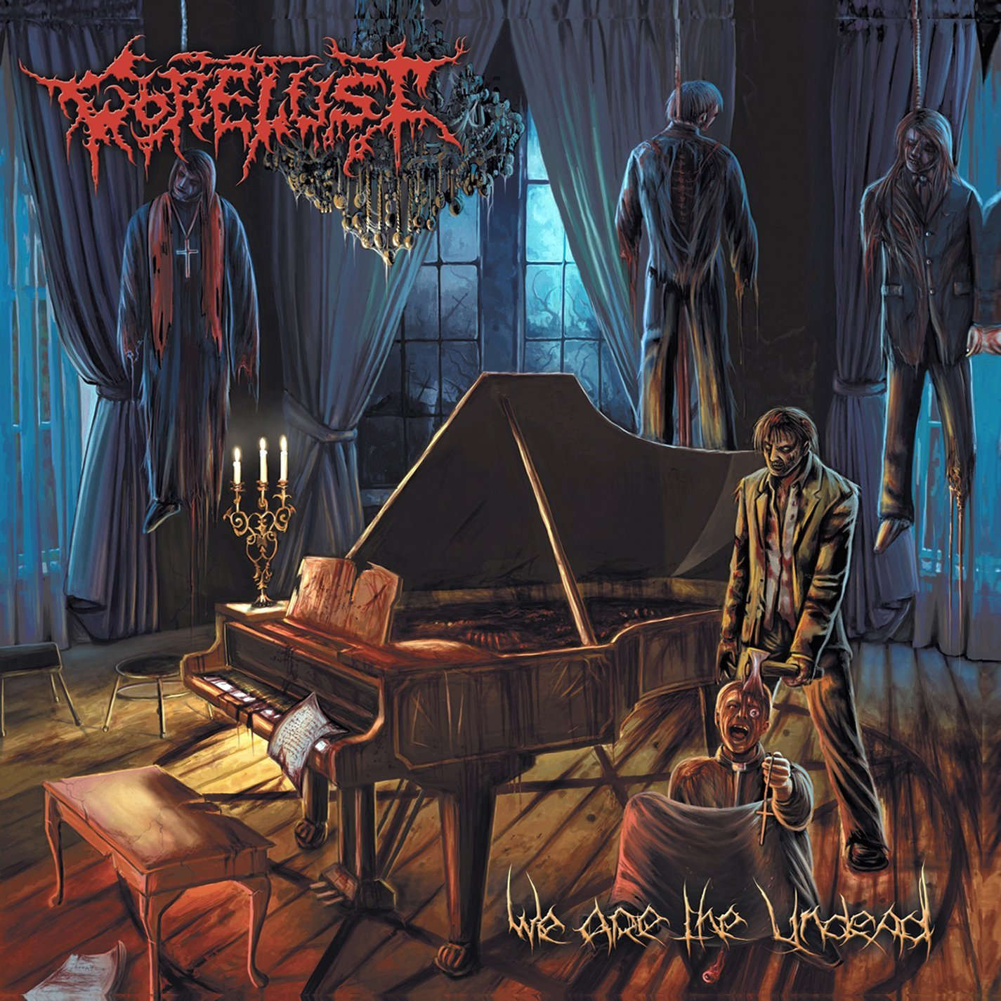 Gorelust – We Are the Undead Review