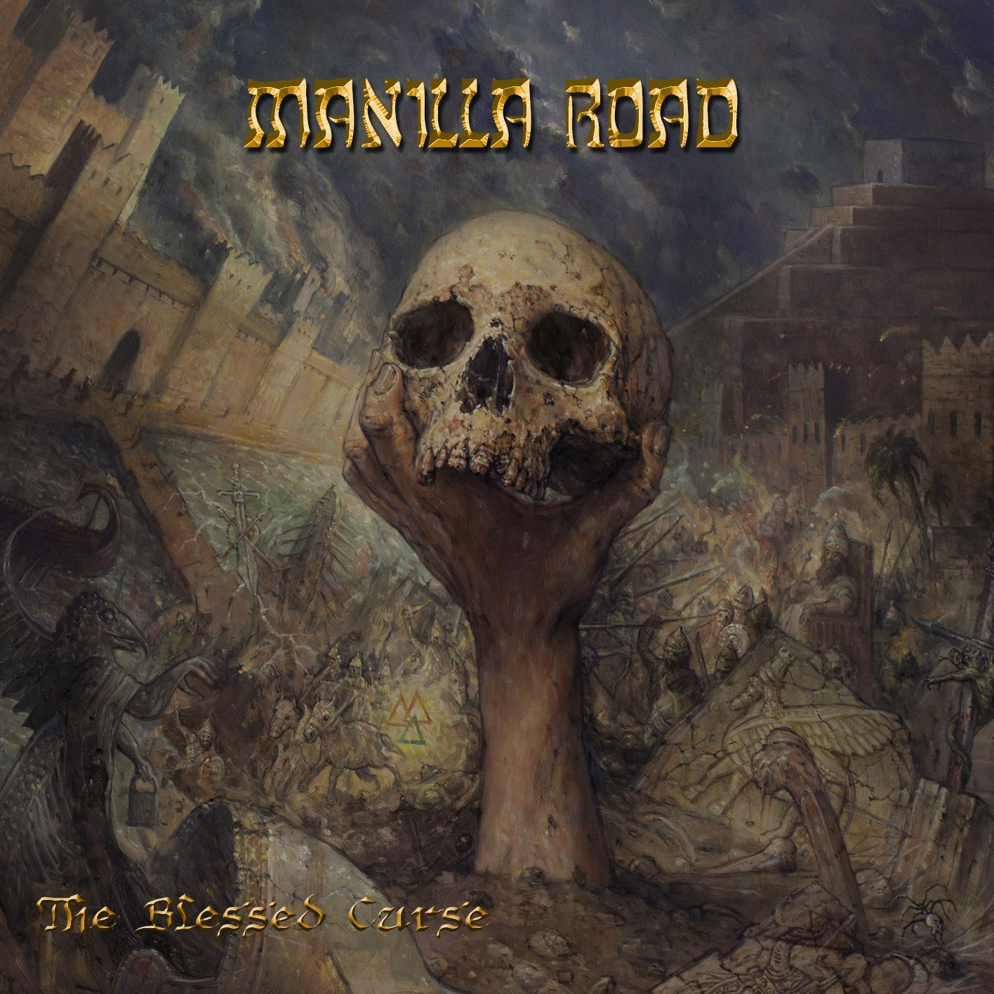Manilla Road – The Blessed Curse/After the Muse Review