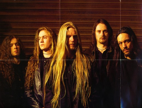 My Dying Bride - The Angel and the Dark River 02