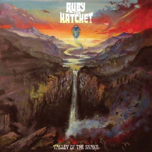 Ruby the Hatchet -  Valley of the Snake 01