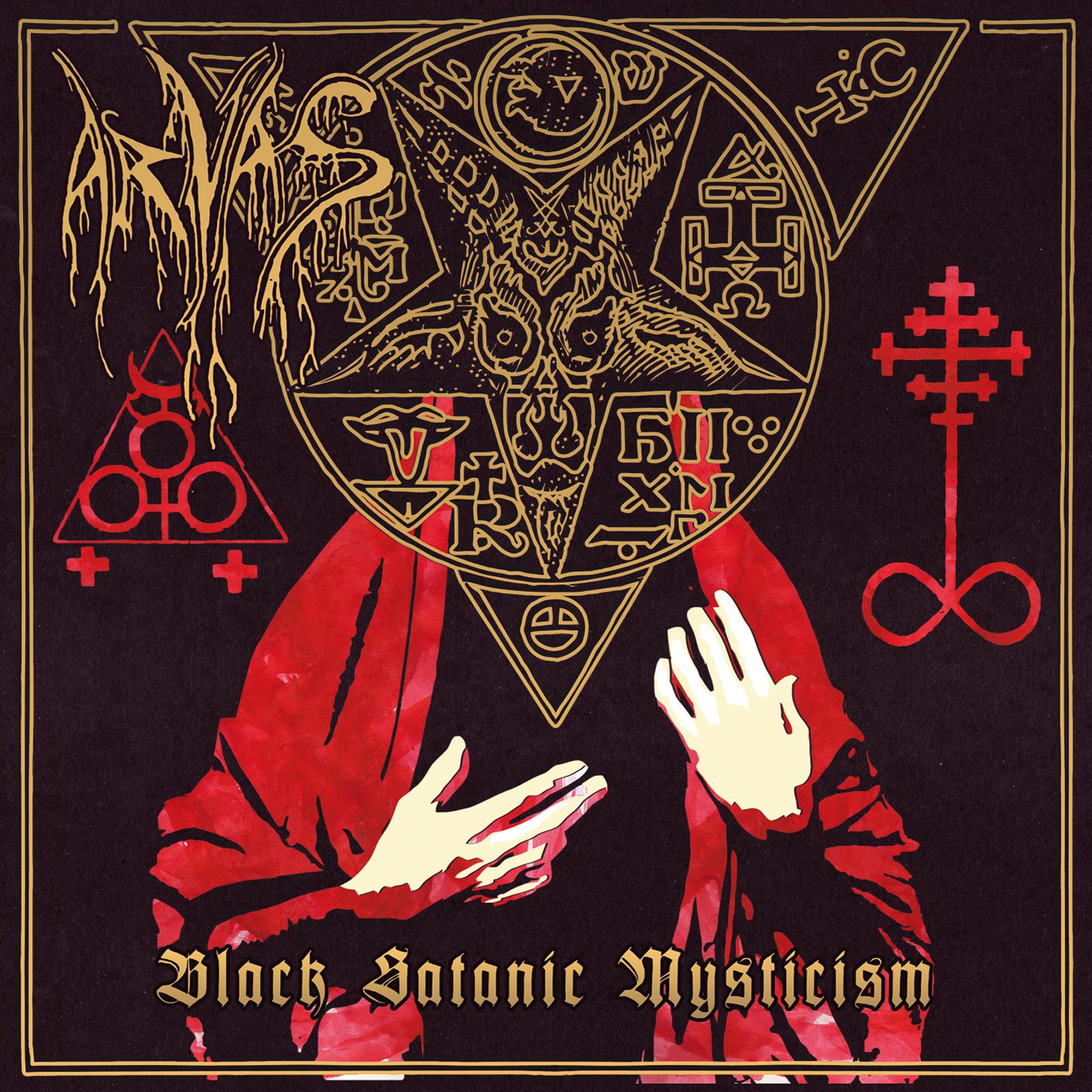 Arvas – Black Satanic Mysticism Review