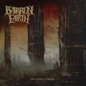 Barren Earth cover