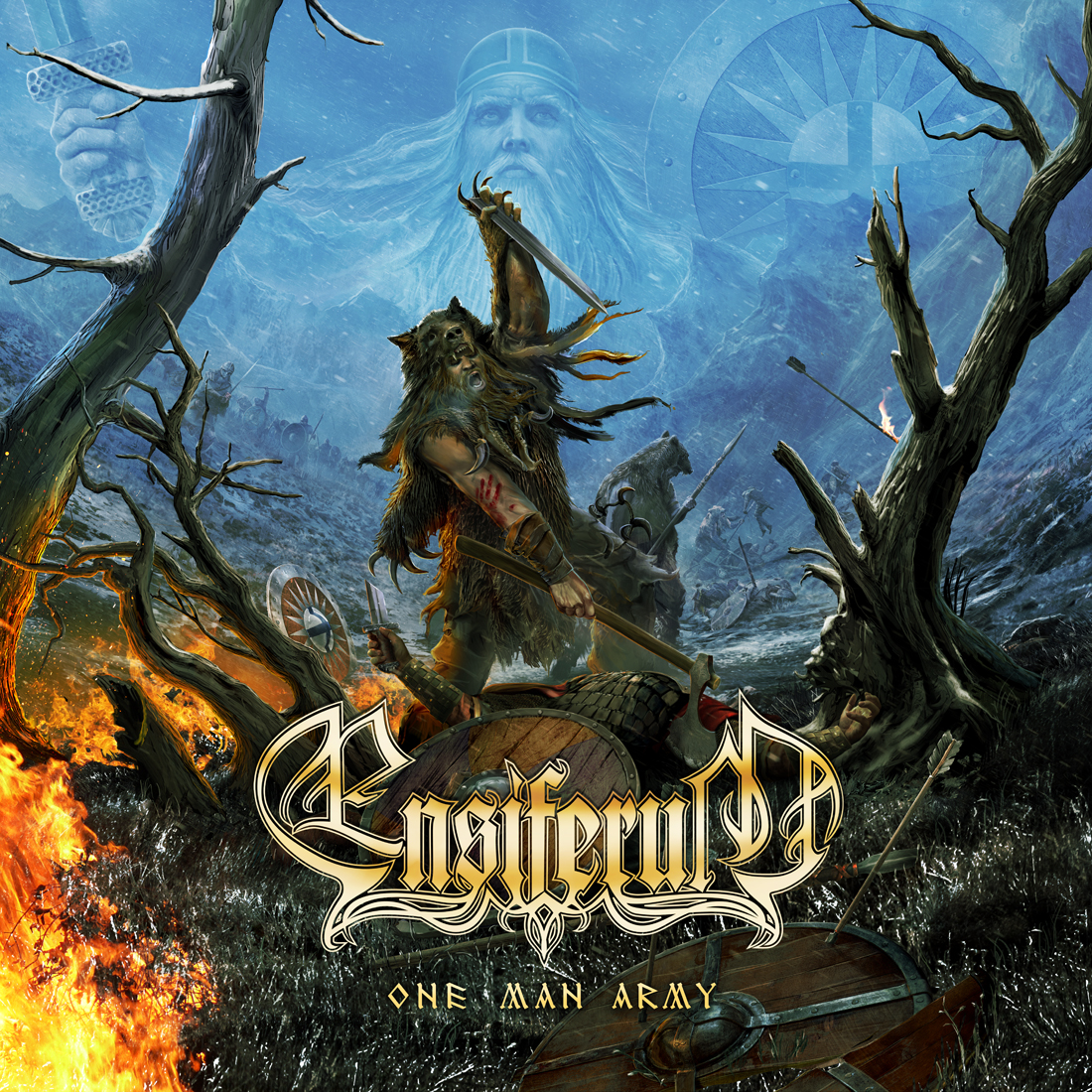 Ensiferum – One Man Army Review