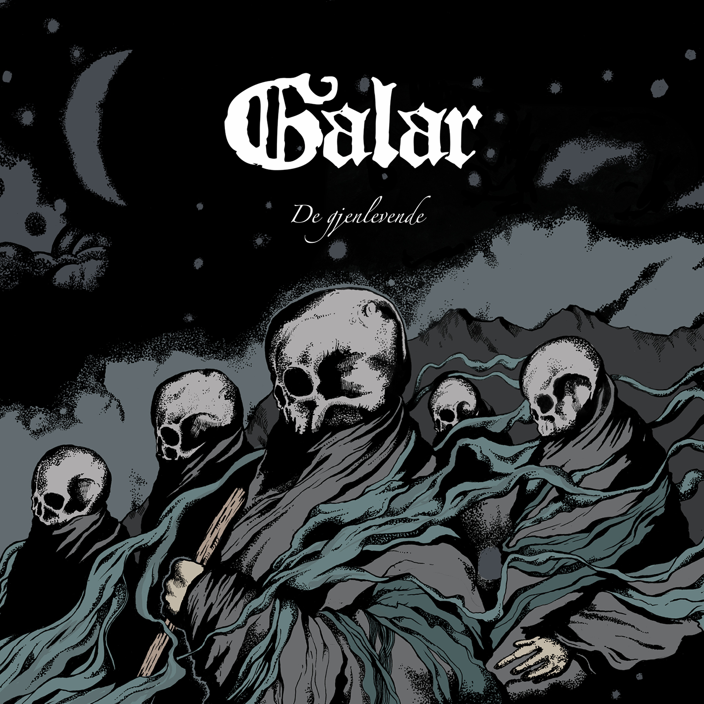 Galar – De gjenlevende Review