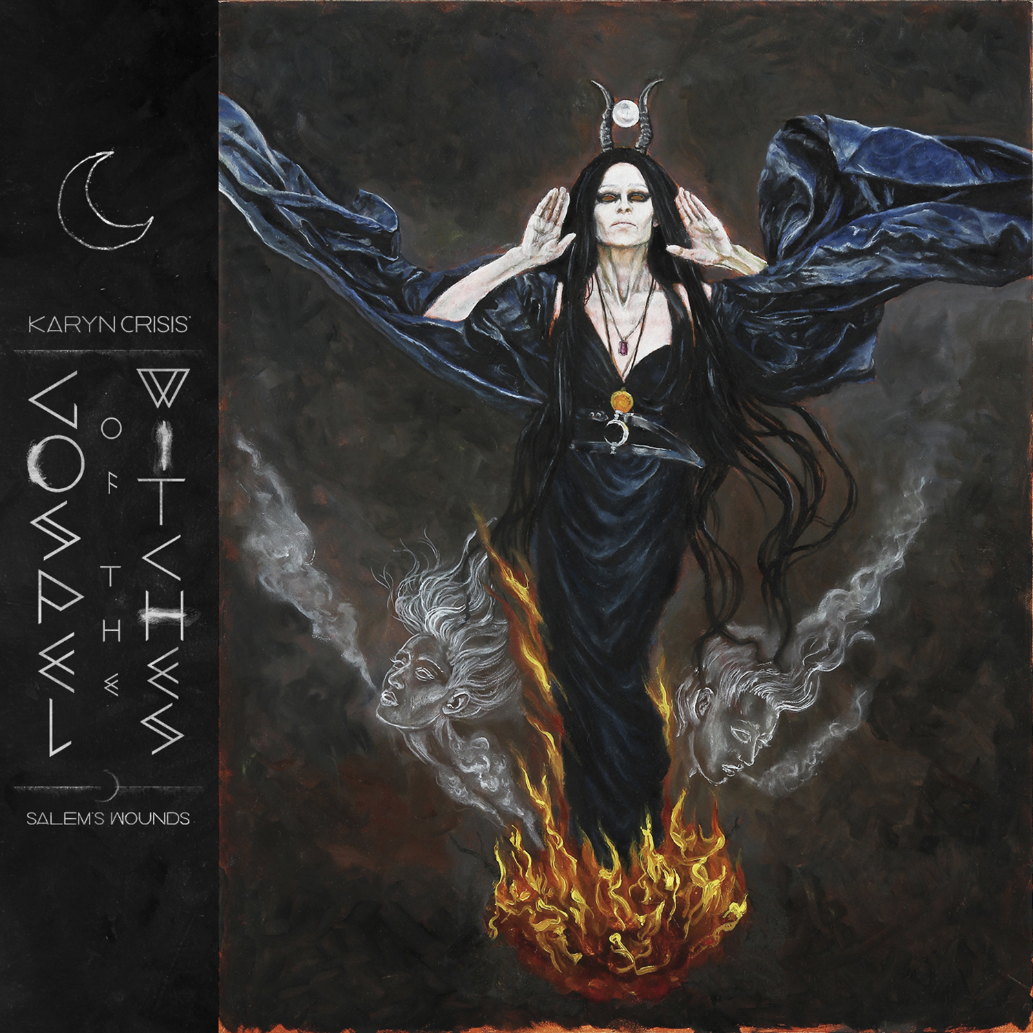 Karyn Crisis' Gospel of the Witches – Salem's Wounds Review